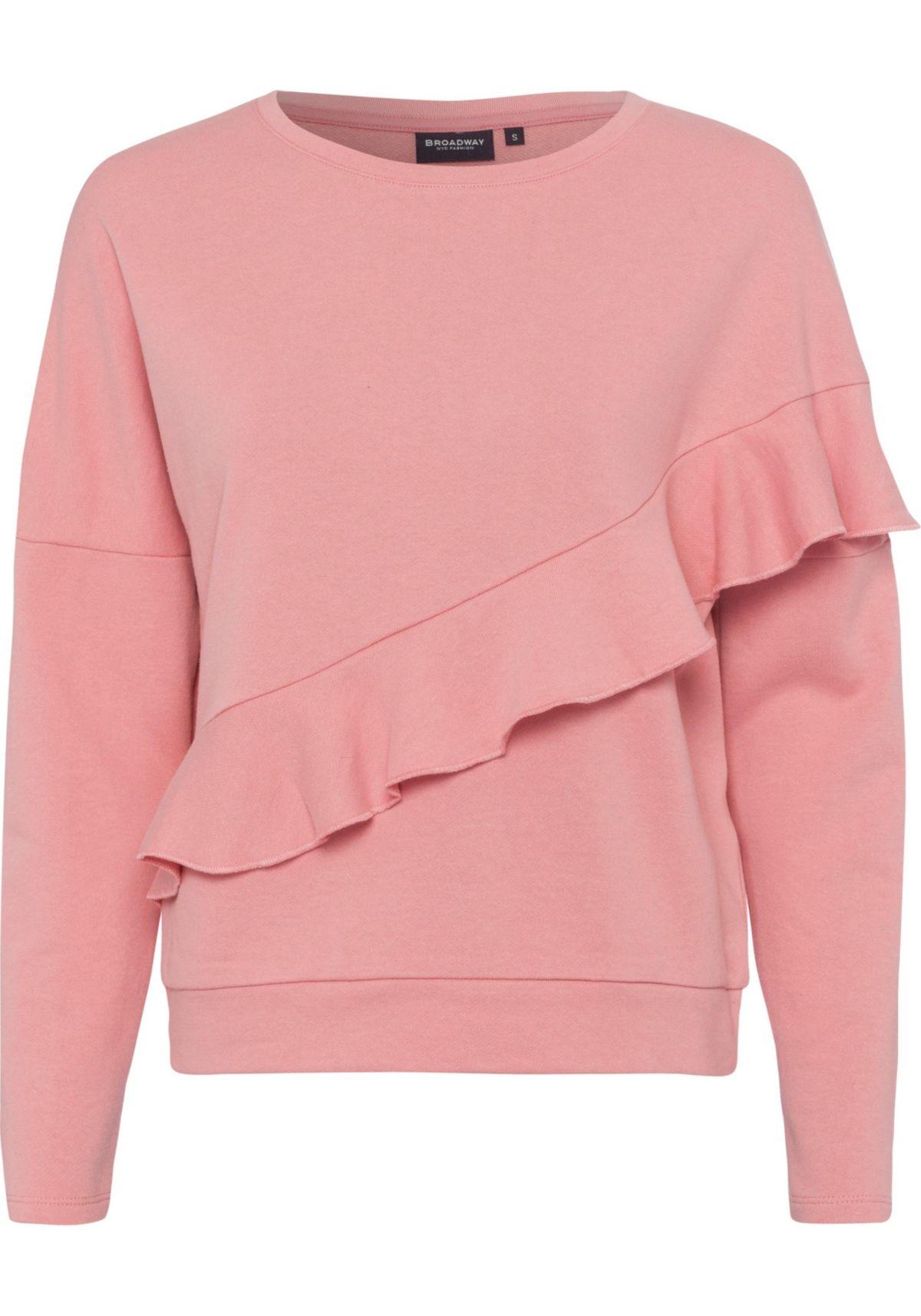 BROADWAY NYC FASHION Sweatshirt »Babsi«