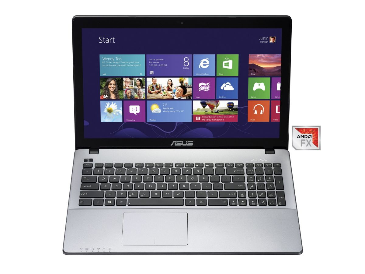 ASUS F550IU-DM111T Notebook »AMD FX-9830P, 39,6...