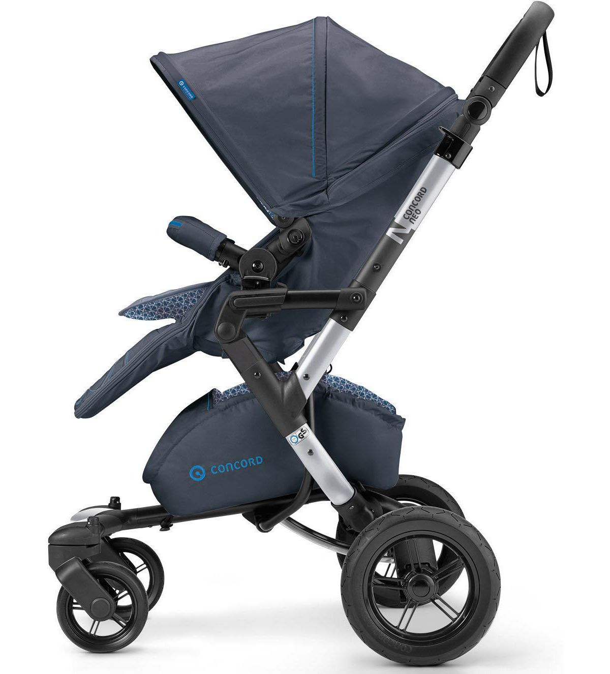 Concord Sportbuggy, »Neo, Deep Water Blue«