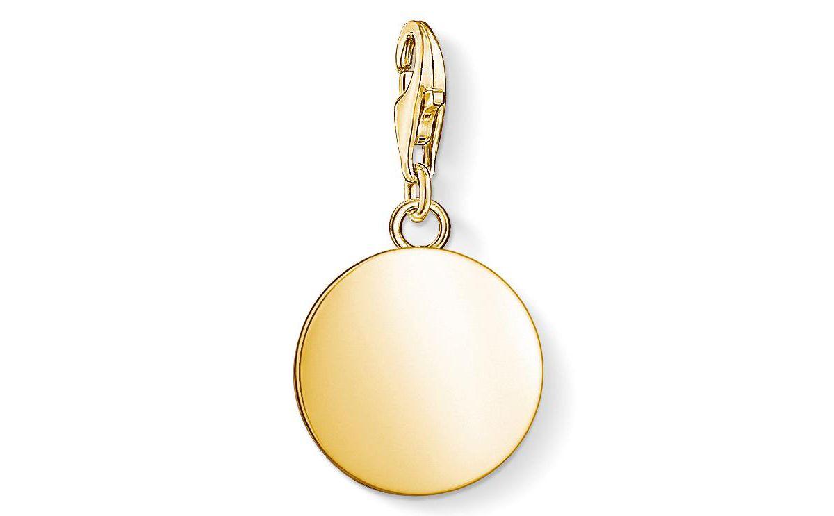 THOMAS SABO Charm-Einhänger »Coin, 1637-413-39«