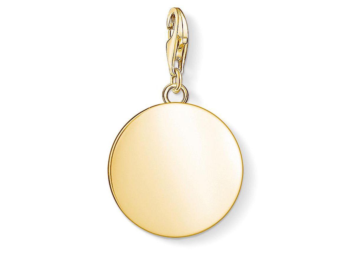 THOMAS SABO Charm-Einhänger »Coin, 1635-413-39«
