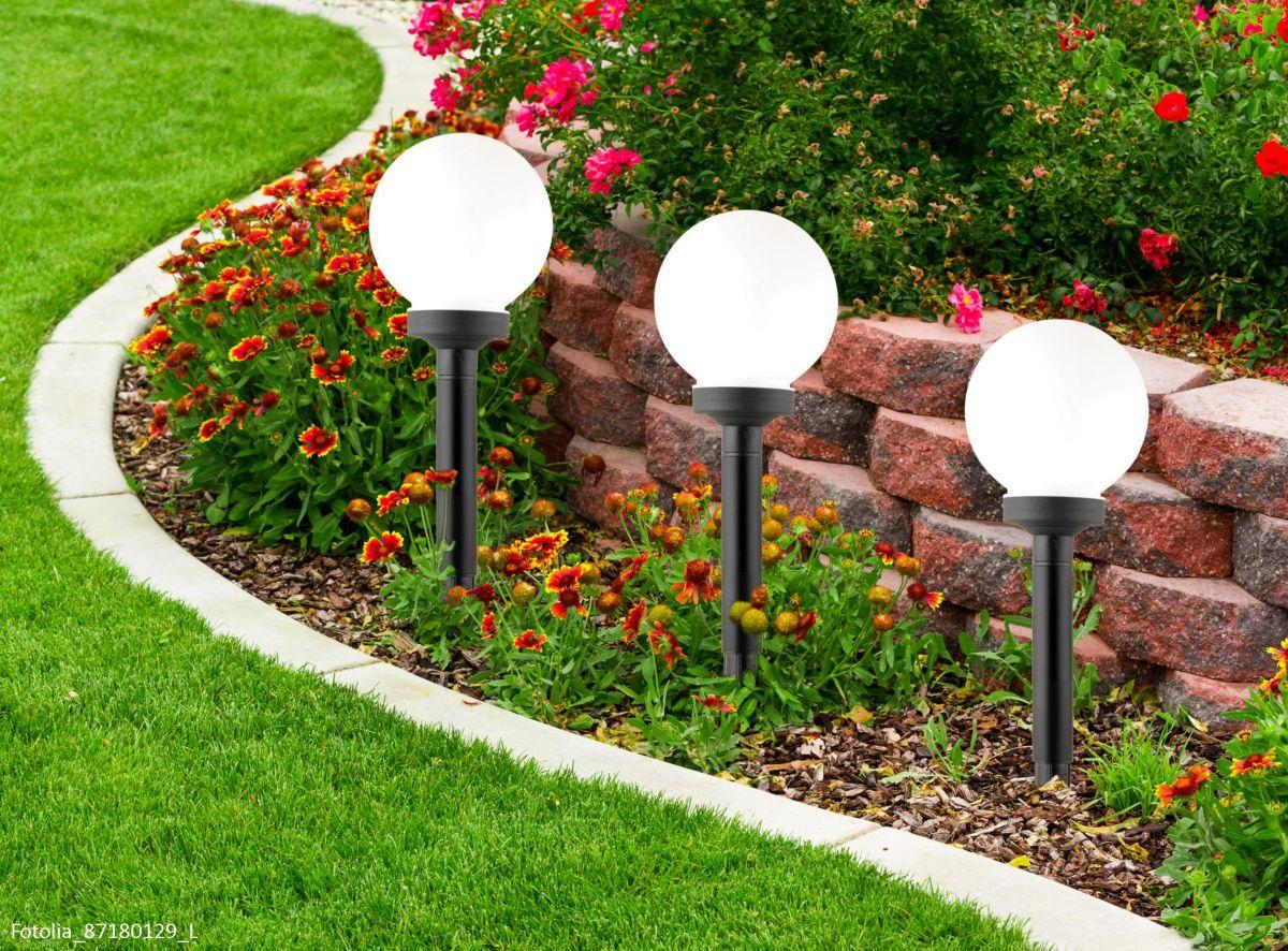 ,LED Gartenleuchte