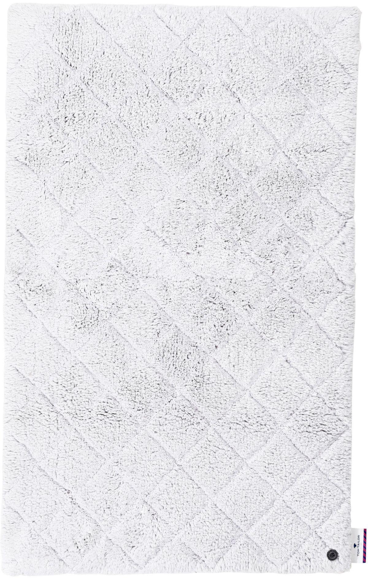 Badematte »Cotton Diamond«, TOM TAILOR, Höhe 20...