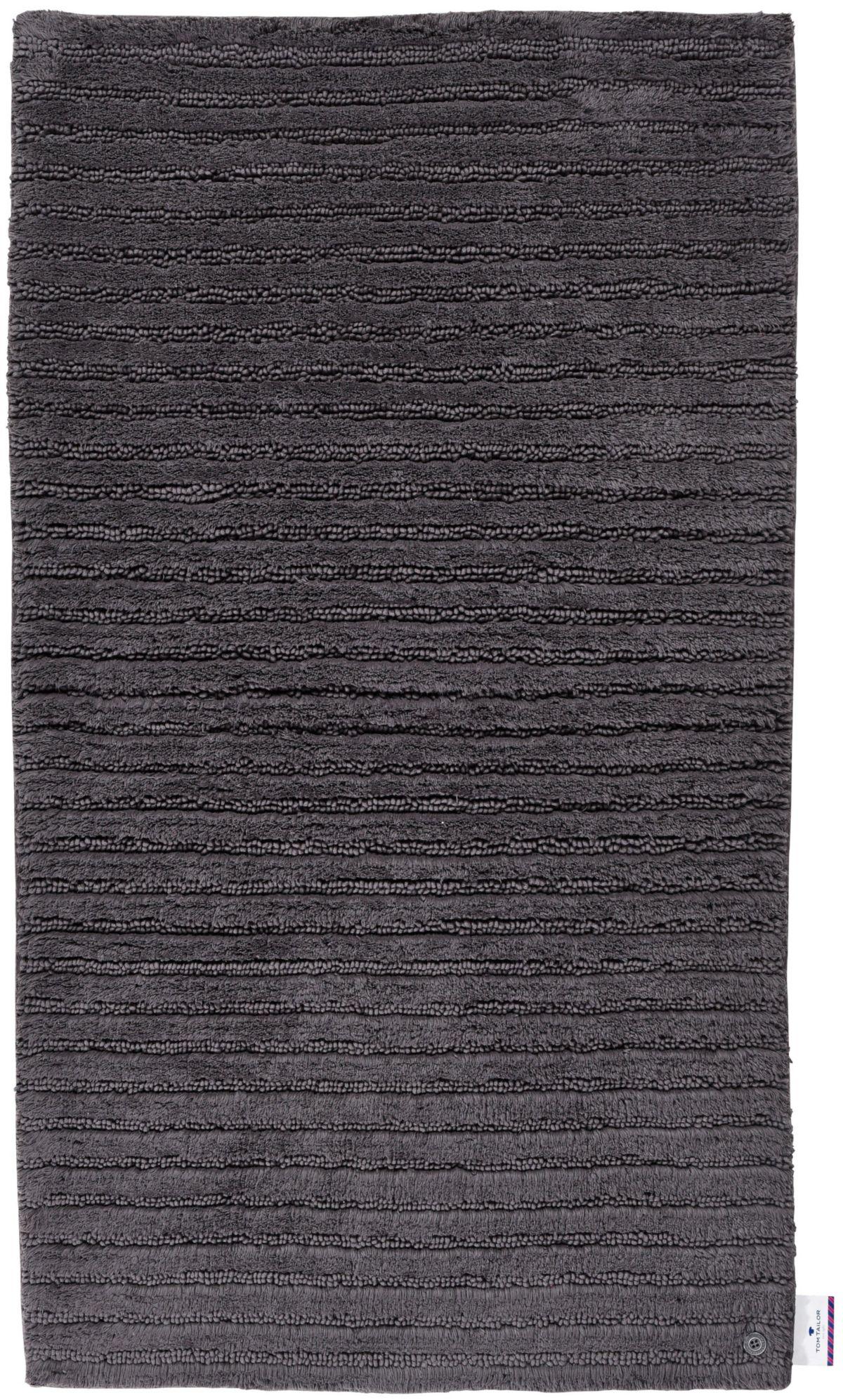 Badematte »Cotton Stripes«, TOM TAILOR, Höhe 20...