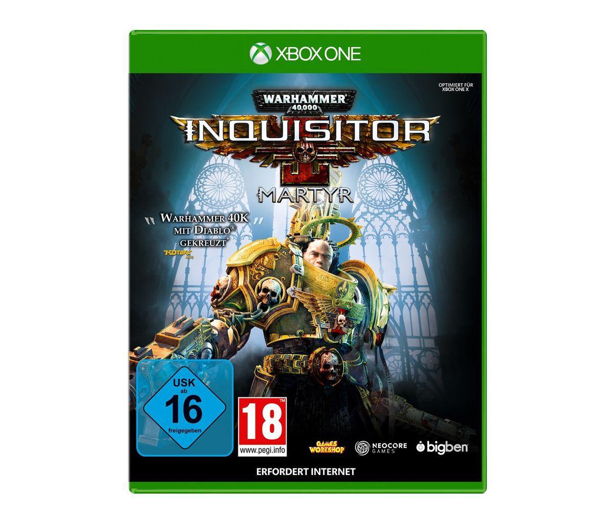 BigBen XBOX One - Spiel »Warhammer 40.000 Inqui...