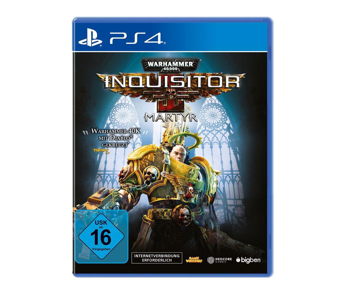 BigBen Playstation 4 - Spiel »Warhammer 40.000 ...