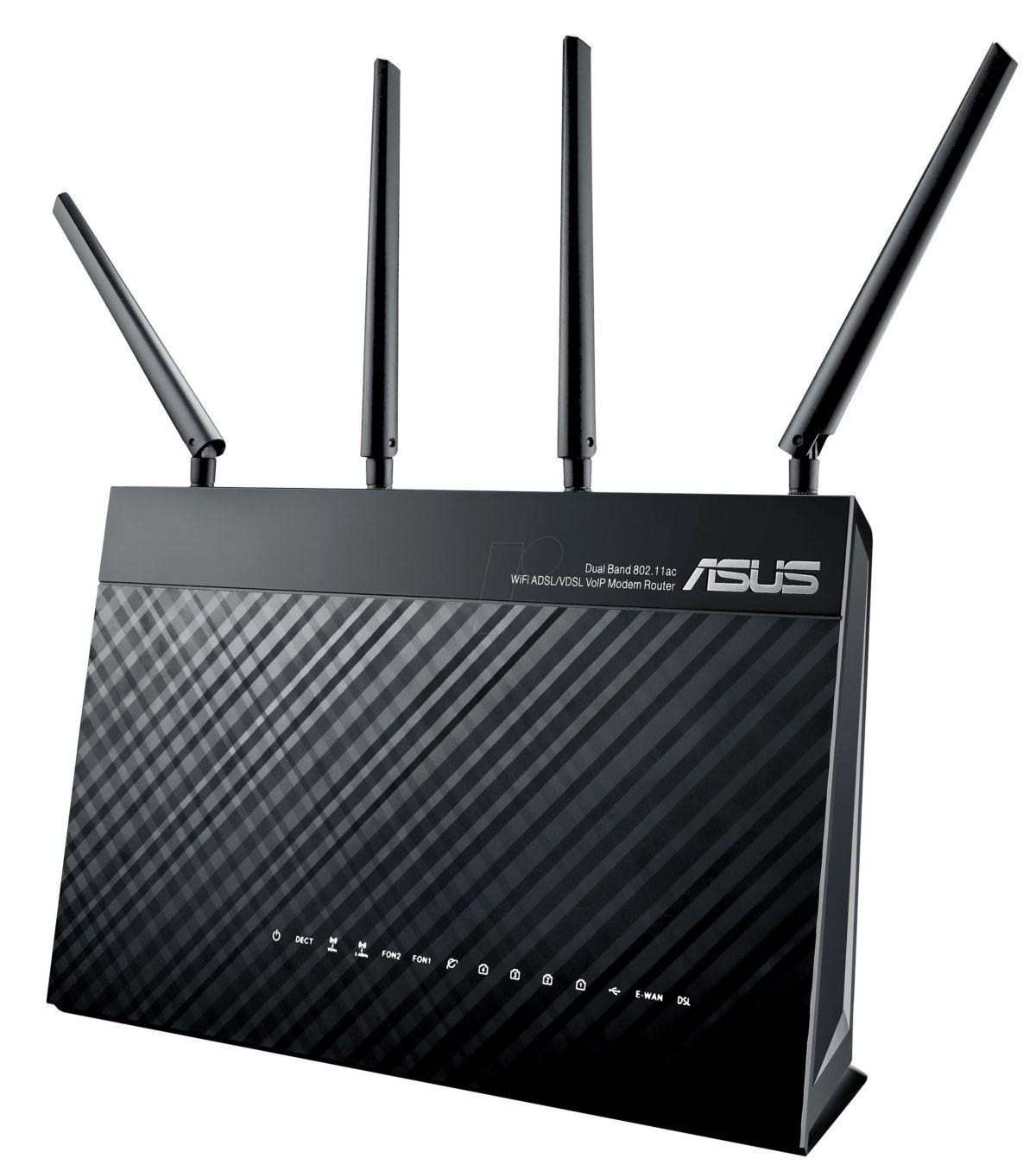 ASUS ASUS DSL-AC87VG »WLAN-Modemrouter«
