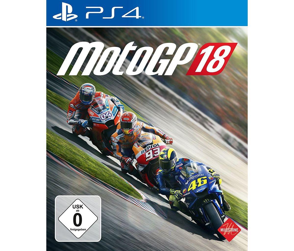 Milestone Playstation 4 - Spiel »MotoGP 18«