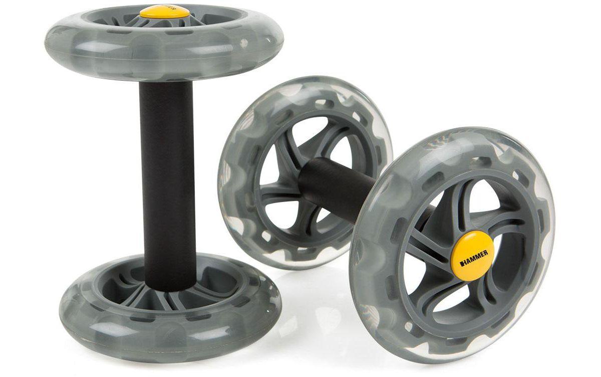 Hammer Sport Fitnessaccessoires, »Core Wheels«
