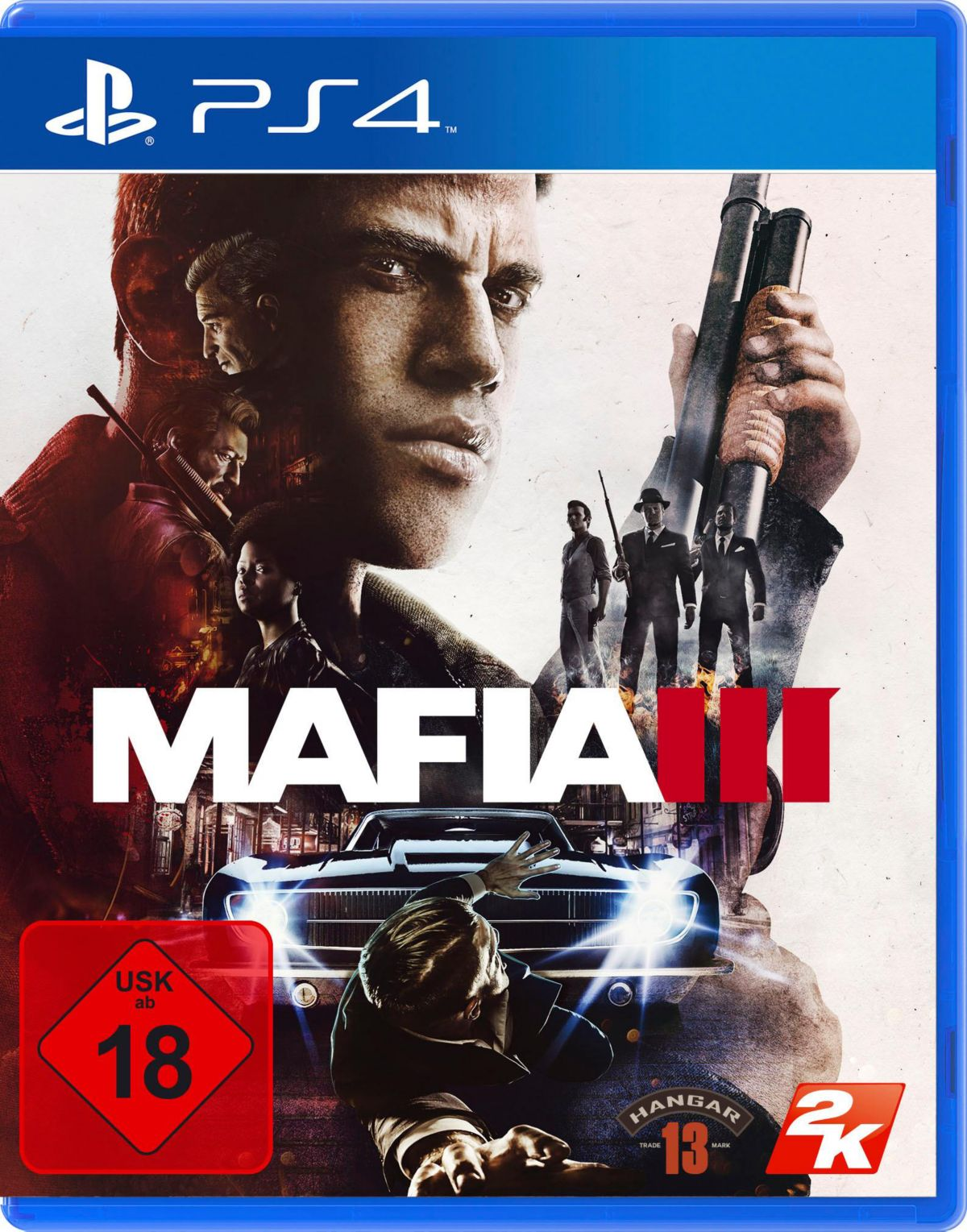 Mafia 3 PlayStation 4 (Blu-ray Disc)