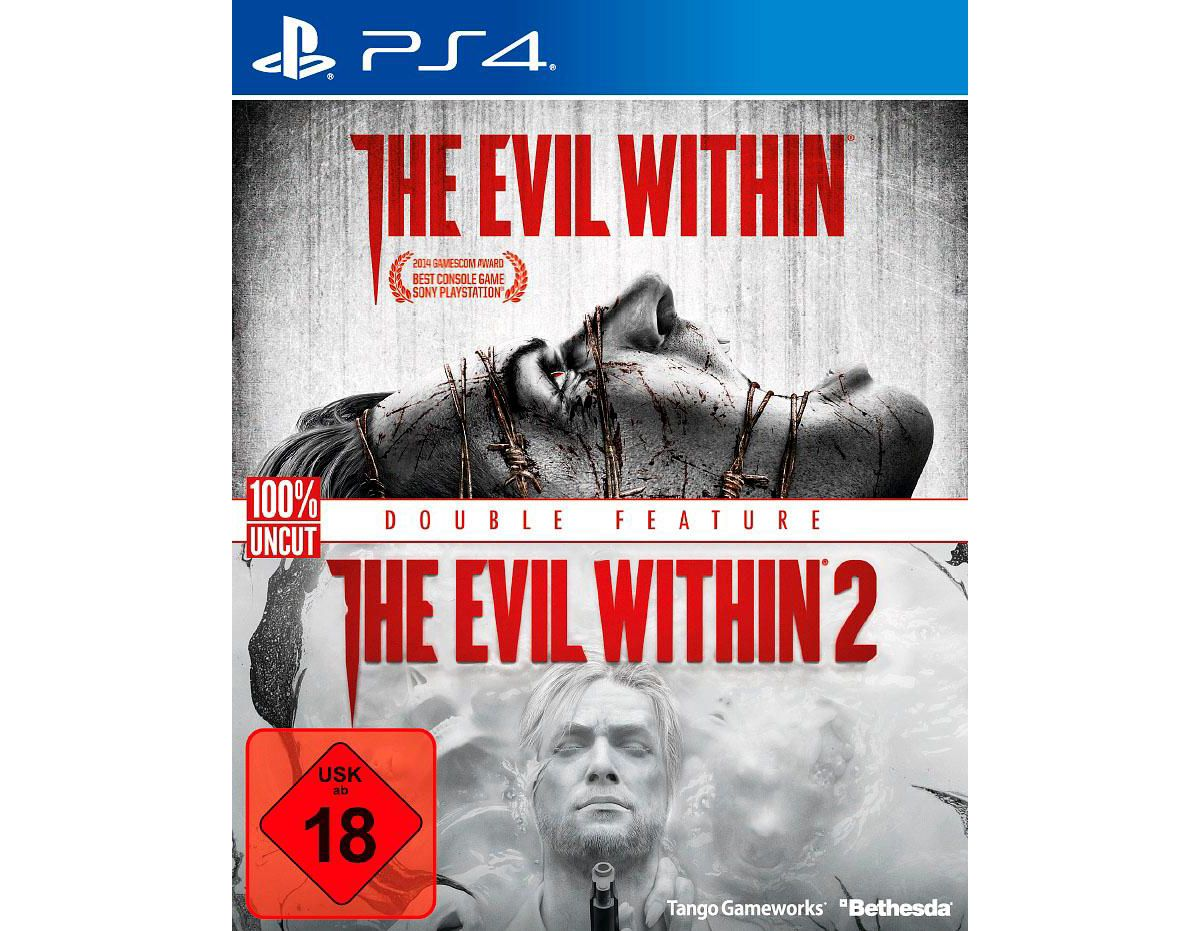 The Evil Within + The Evil Within 2 (Double Fea...