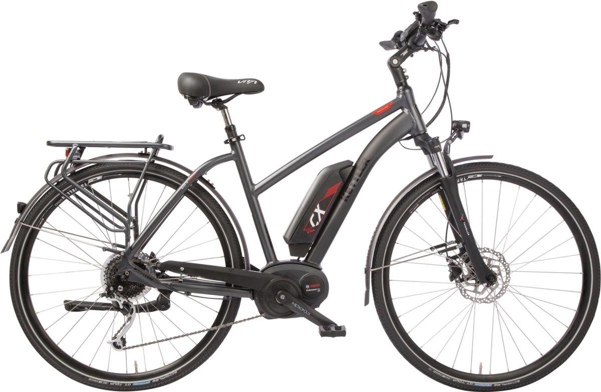 Kettler E-Bike »Traveller E Gold«, 9 Gang Shima...