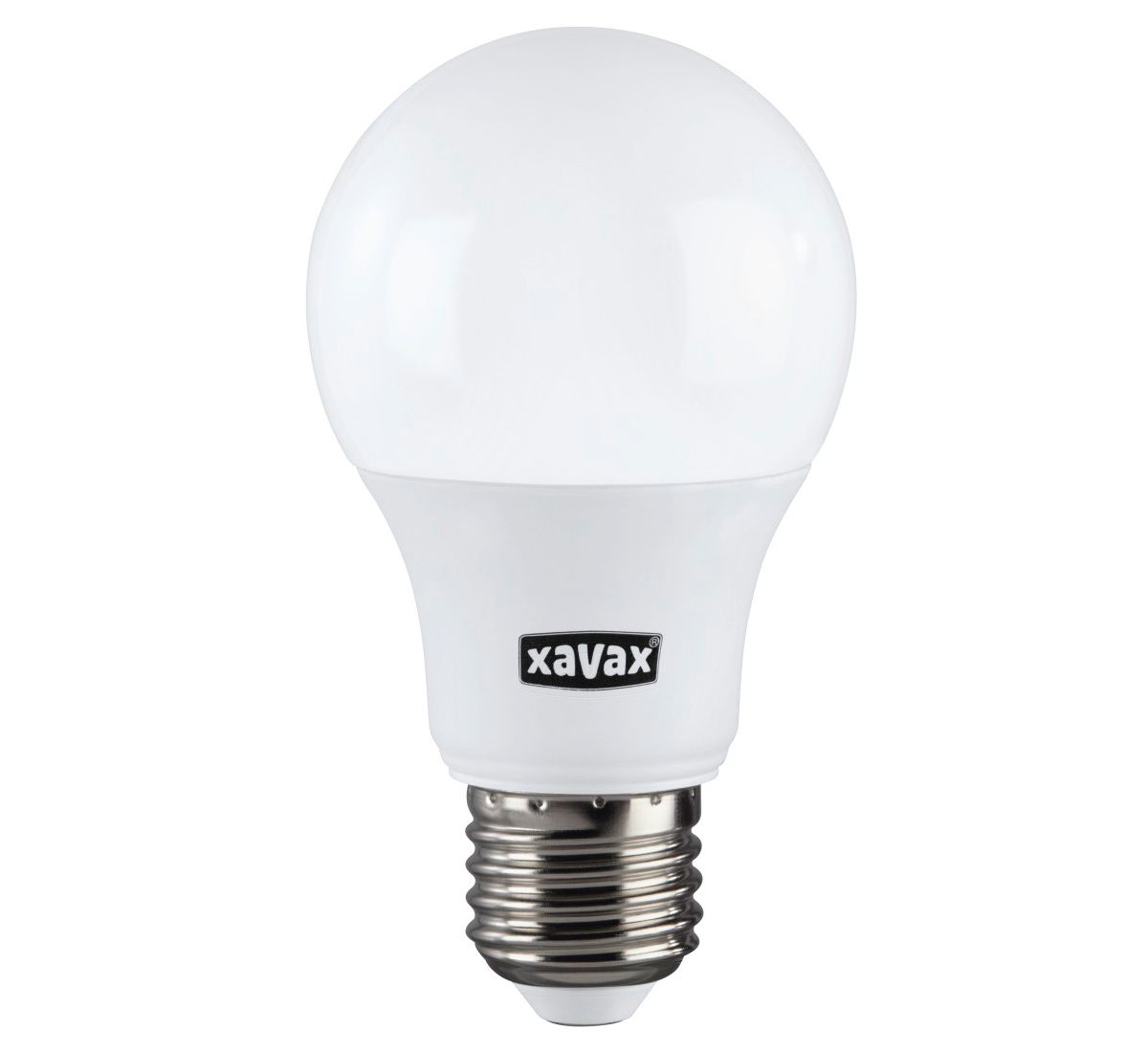 Xavax LED-Lampe, E27, 806lm ersetzt 60W, Glühla...