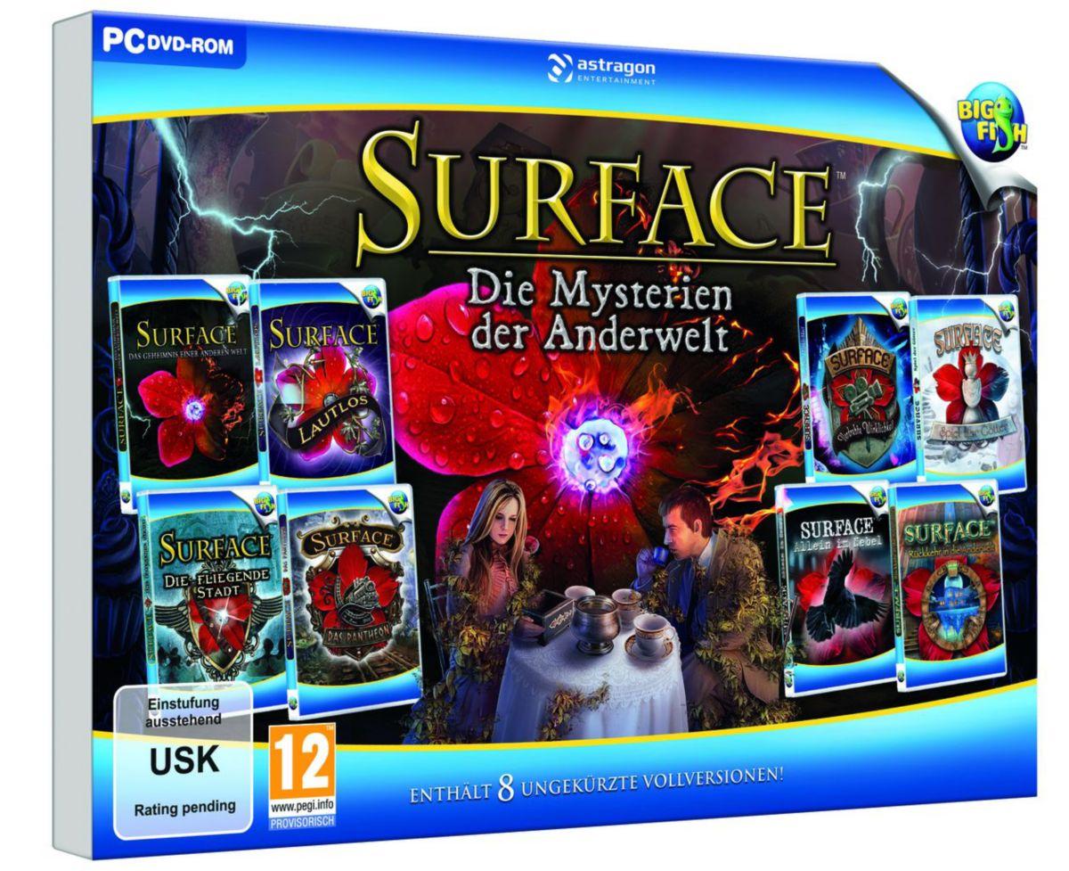 Astragon PC - Spiel »Surface: Die Mysterien der...