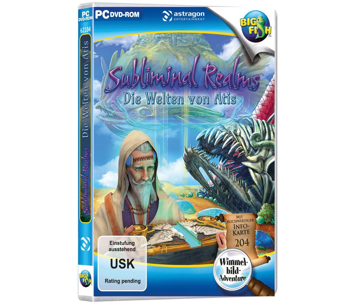 Astragon PC - Spiel »Subliminal Realms: Die Wel...