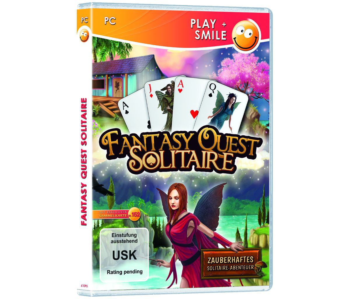 Astragon PC - Spiel »Fantasy Quest Solitaire«