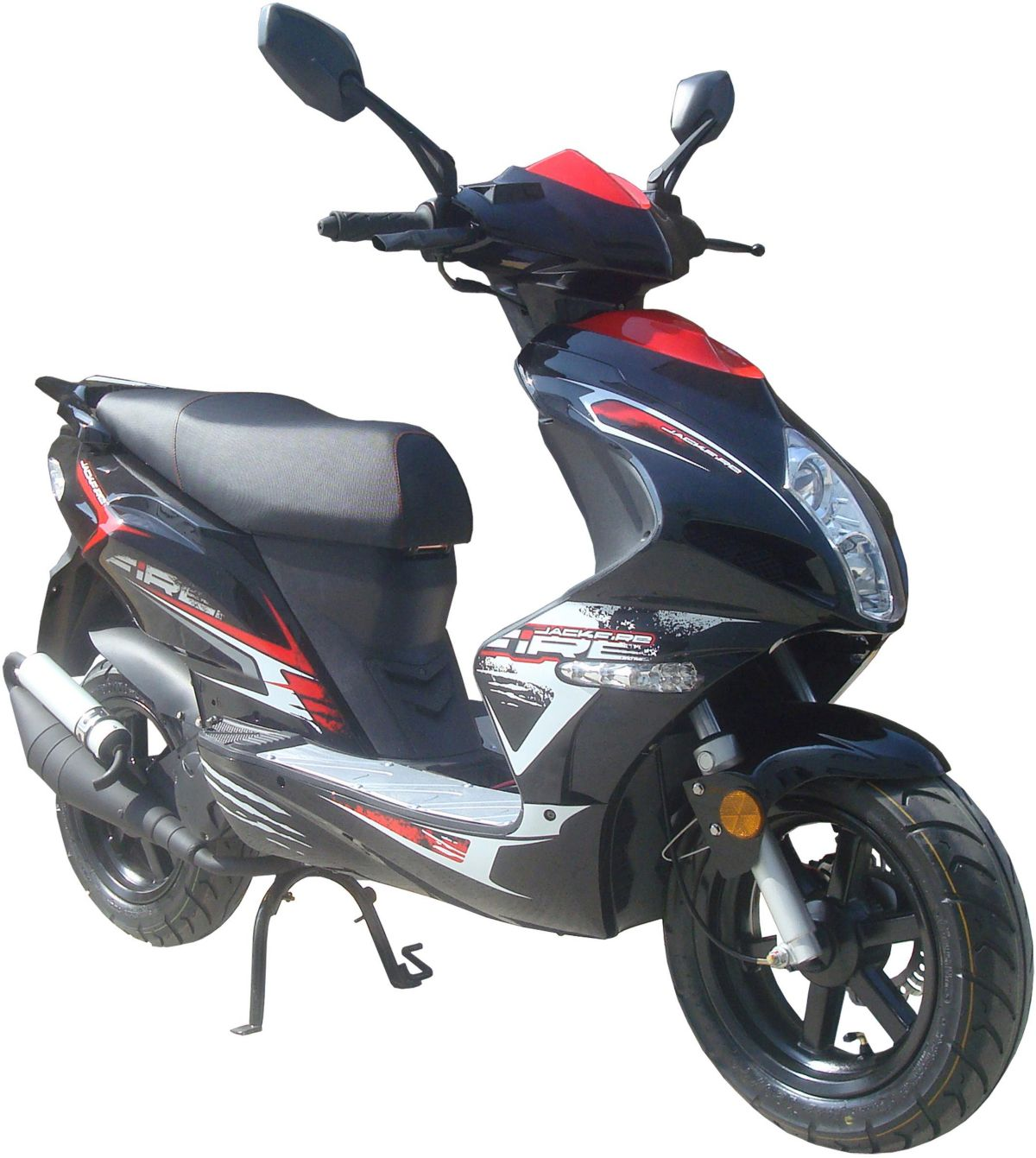 Luxxon Motorroller »Jackfire«, 50 ccm, 45 km/h,...