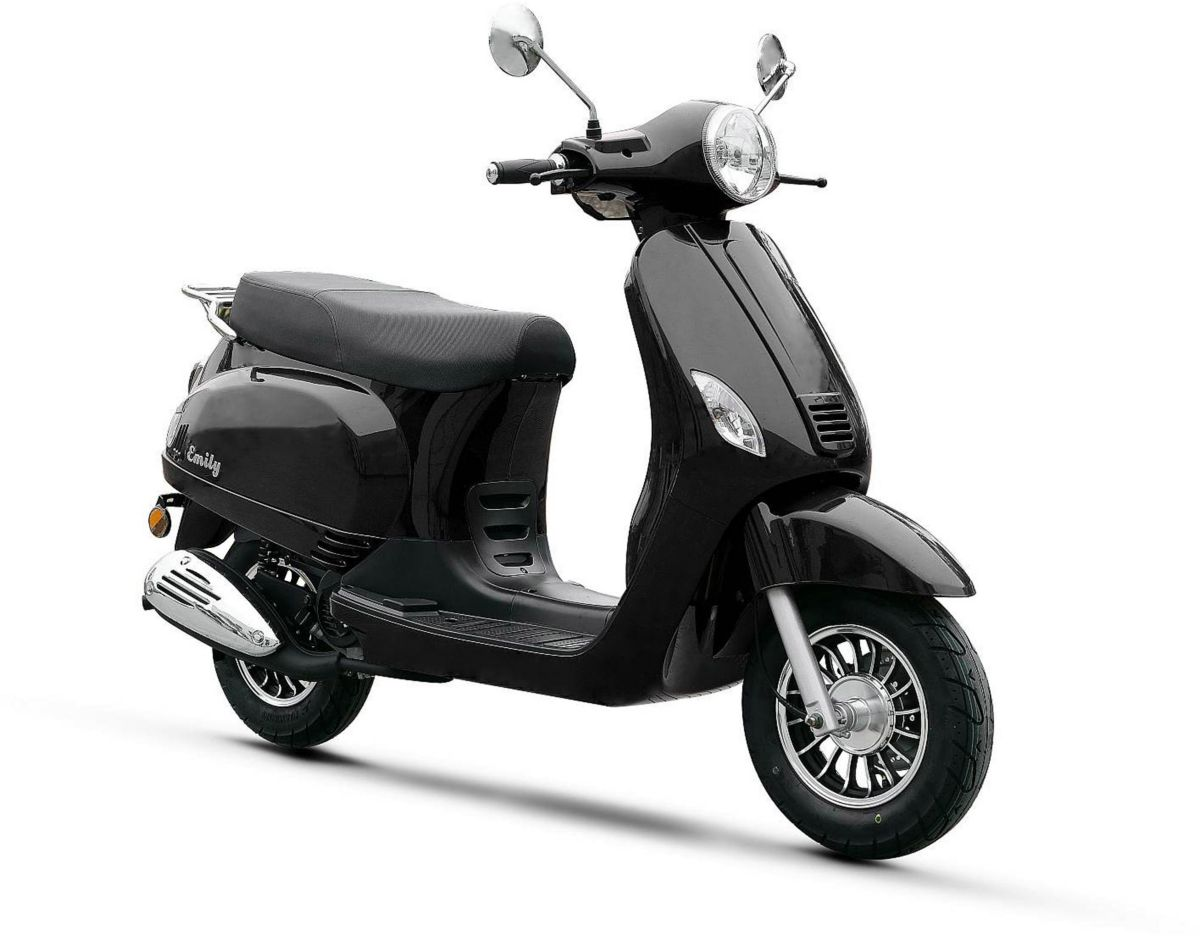 Luxxon Motorroller »Emily«, 50 ccm, 45 km/h, Eu...