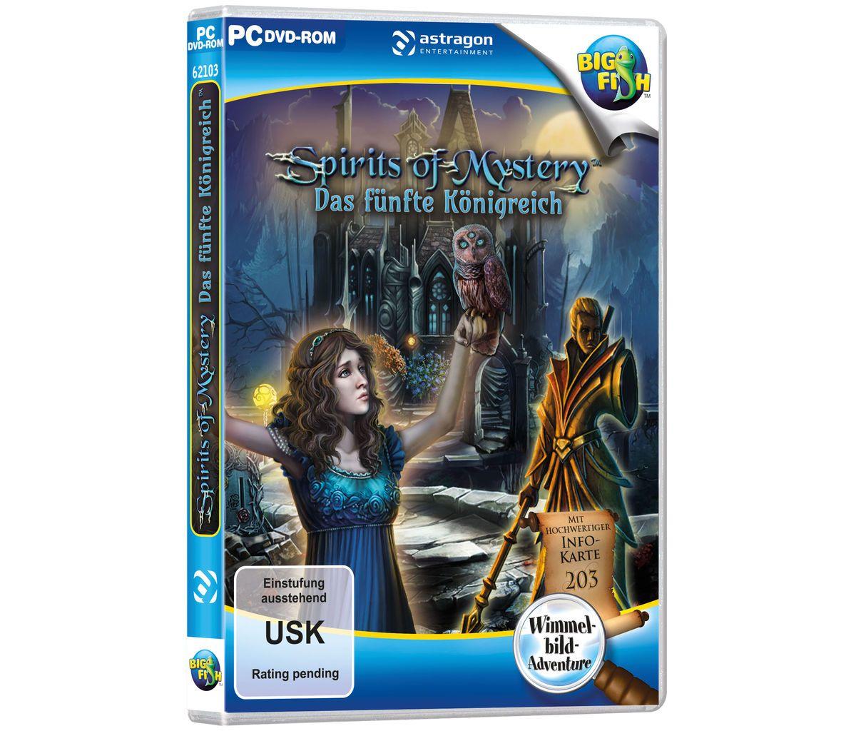 Astragon PC - Spiel »Spirits of Mystery: Das fü...