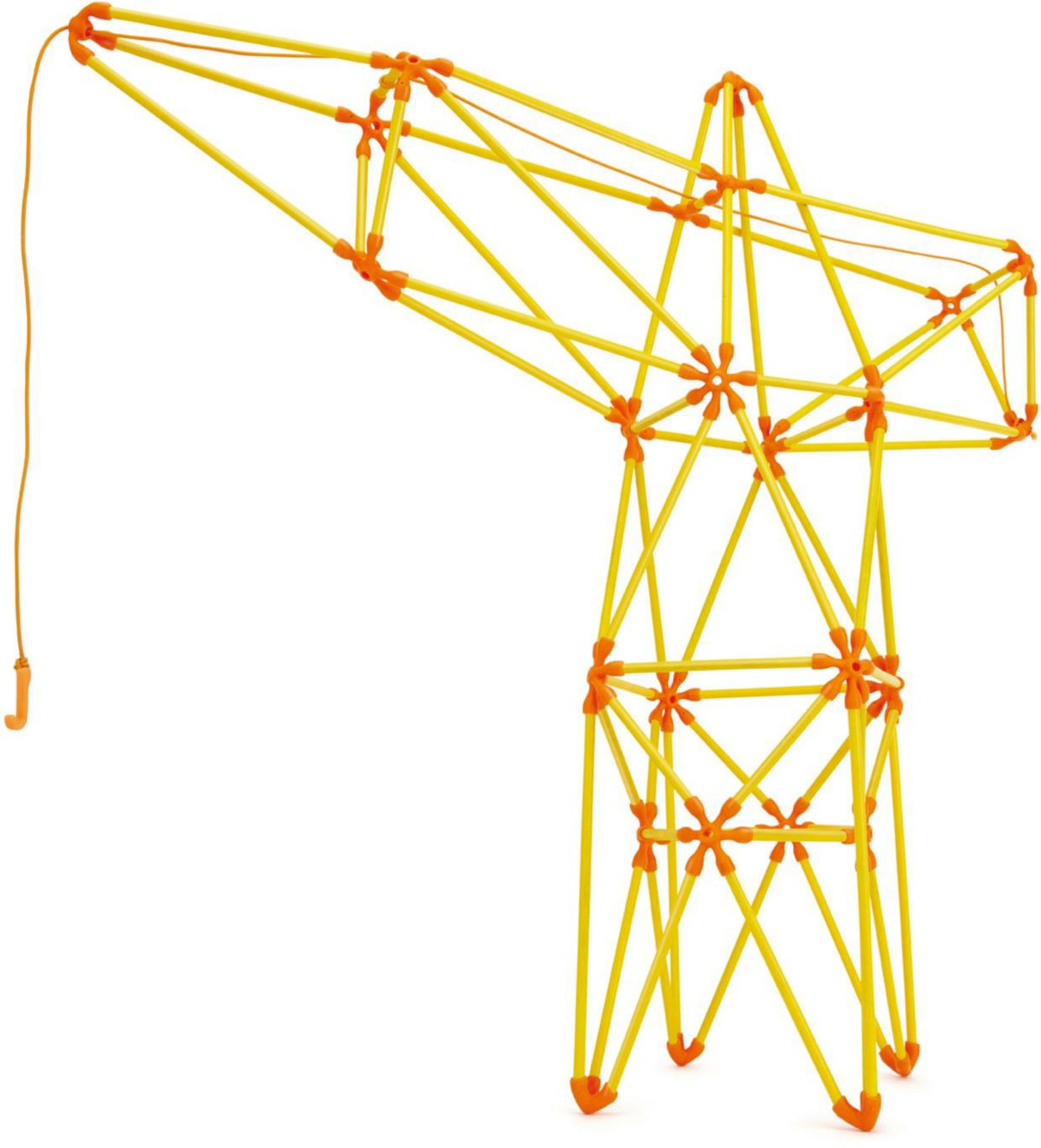 Hape Konstruktionsspielzeug, »Auslegerkran«