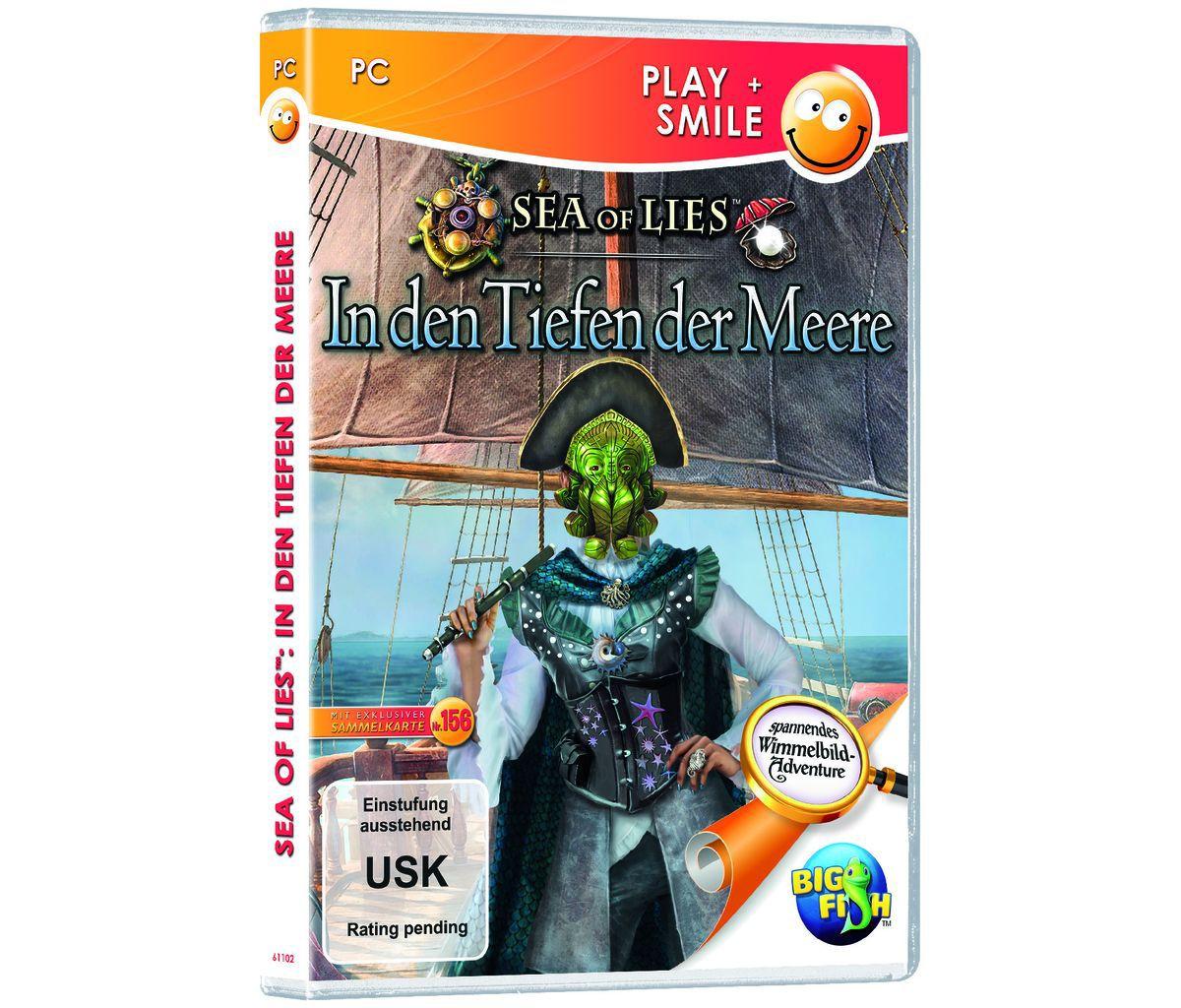 Astragon PC - Spiel »Sea of Lies: In den Tiefen...