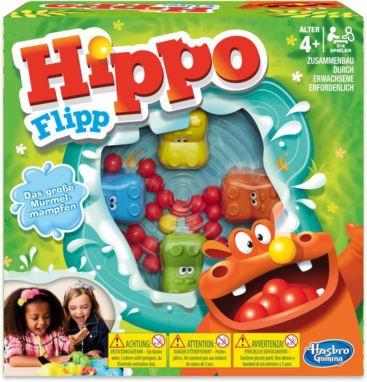 Hasbro Kinderspiel, »Hippo Flipp«