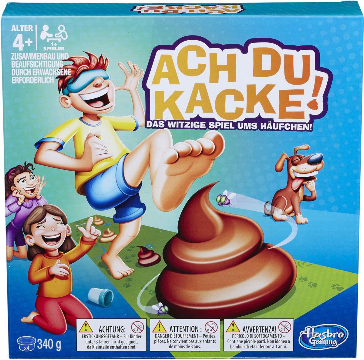 Hasbro Kinderspiel, »Ach du Kacke!«