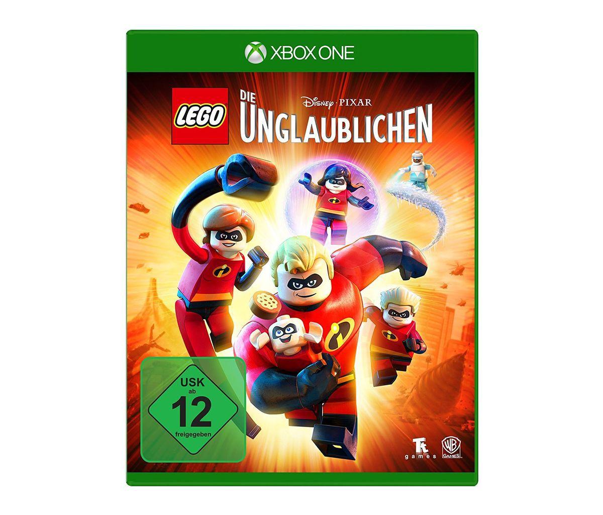 Warner Games XBOX One - Spiel »LEGO Die Unglaub...