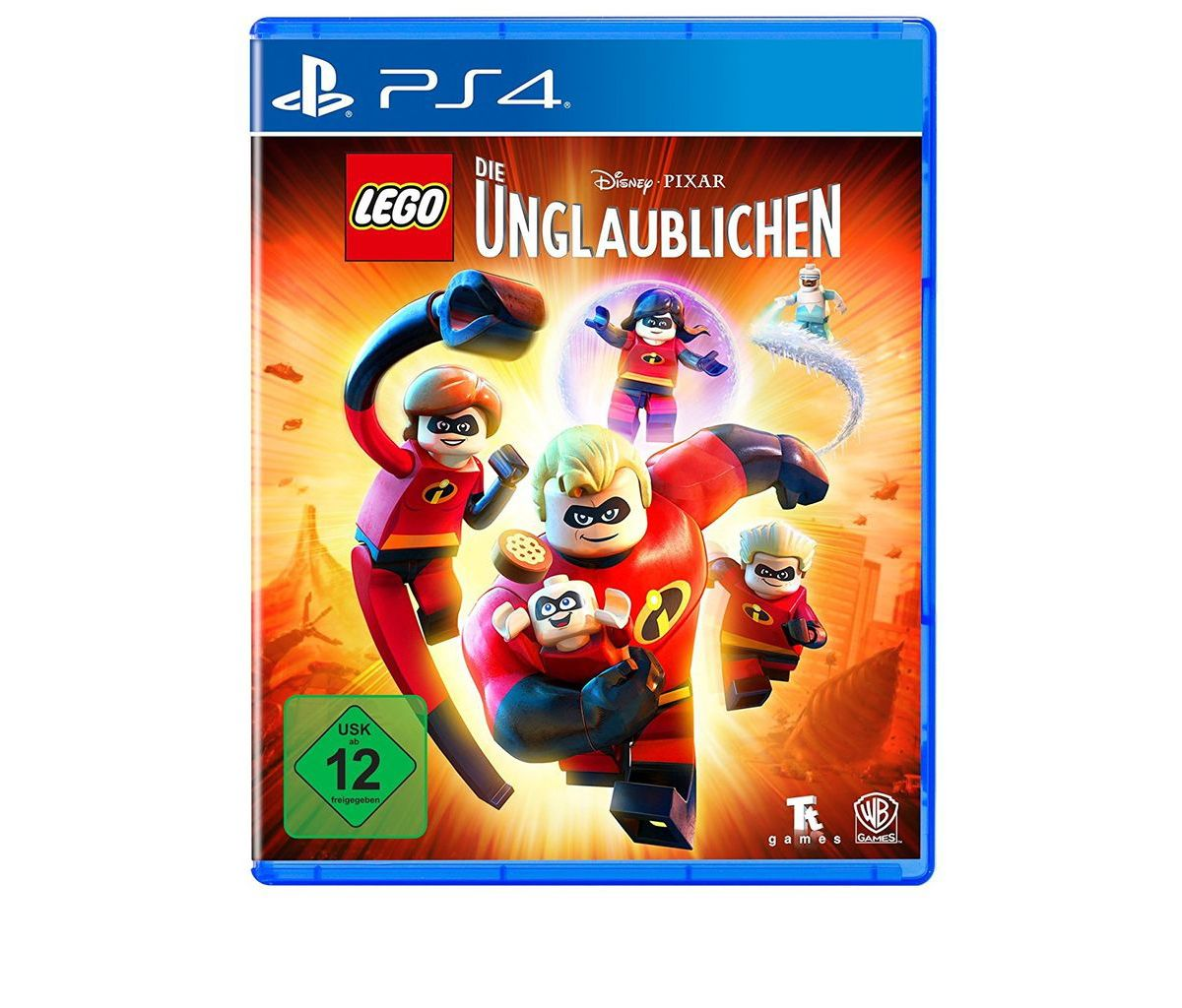 Warner Games Playstation 4 - Spiel »LEGO Die Un...