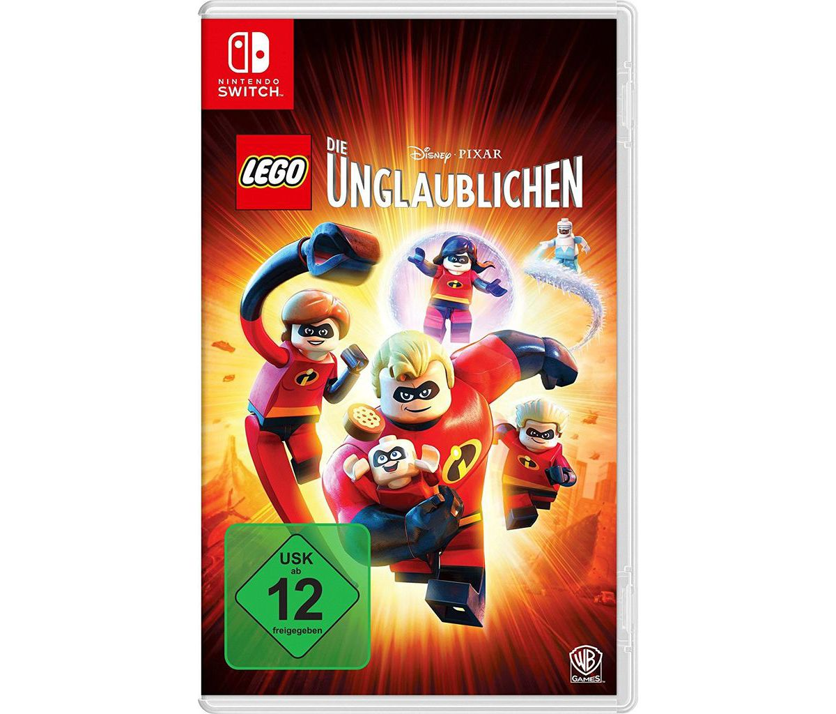 Warner Games Nintendo Switch - Spiel »LEGO Die ...