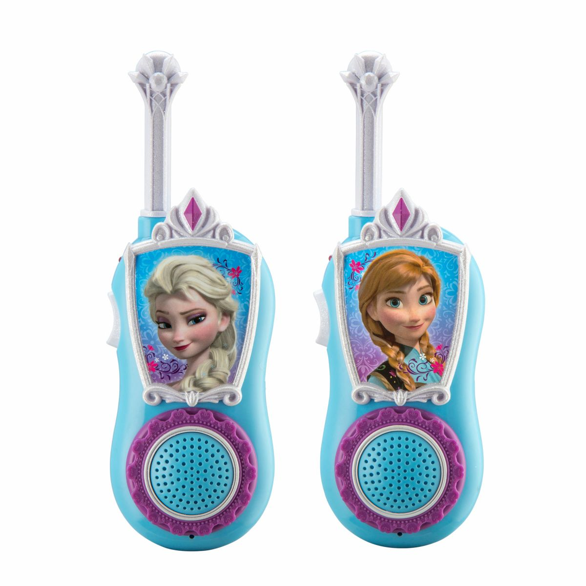 eKids (Paar) Chill and Chat Walkie Talkies im F...