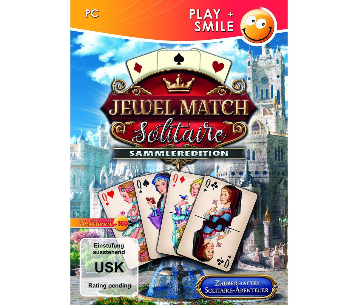 Astragon PC - Spiel »Jewel Match: Solitaire Sam...