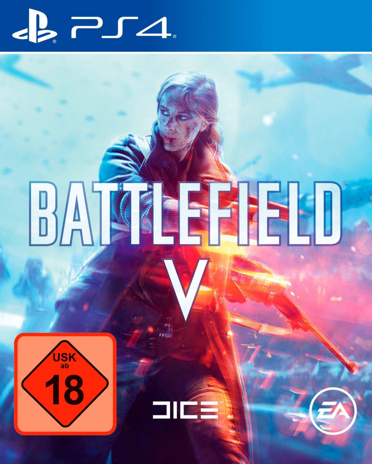 Battlefield V PlayStation 4 (Blu-ray Disc)