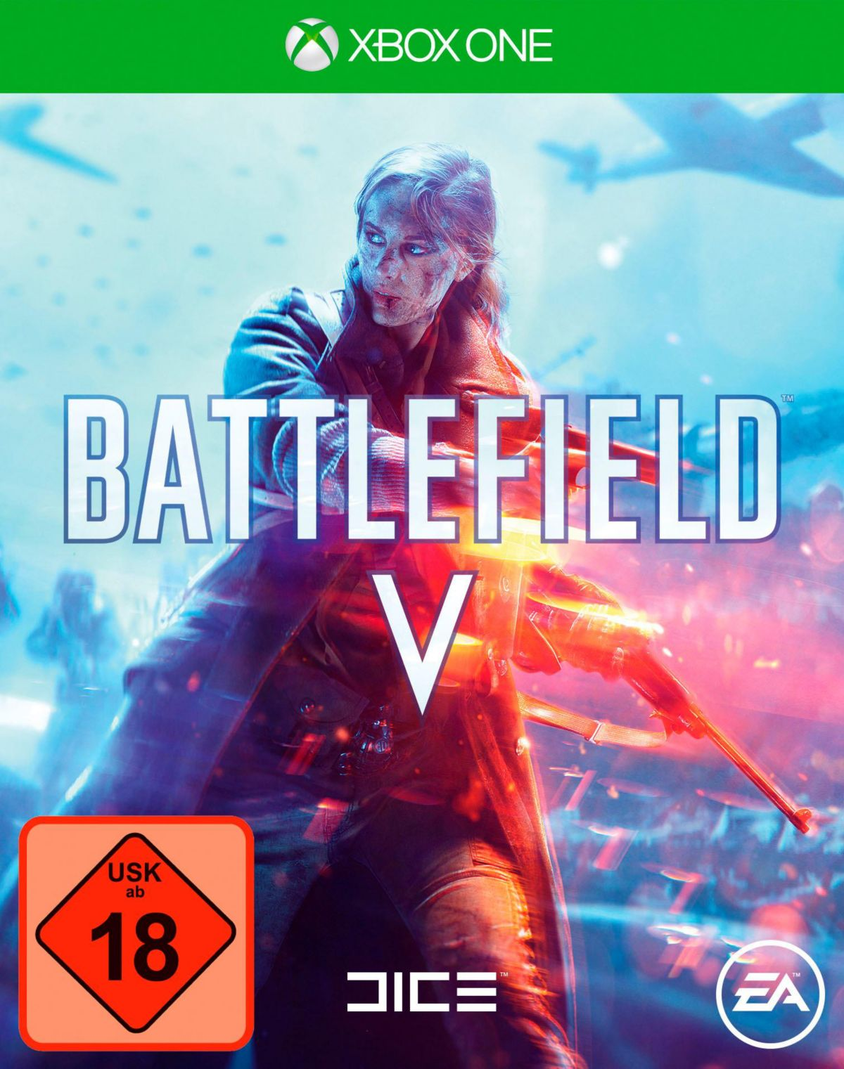 Battlefield V Xbox One (Blu-ray Disc)