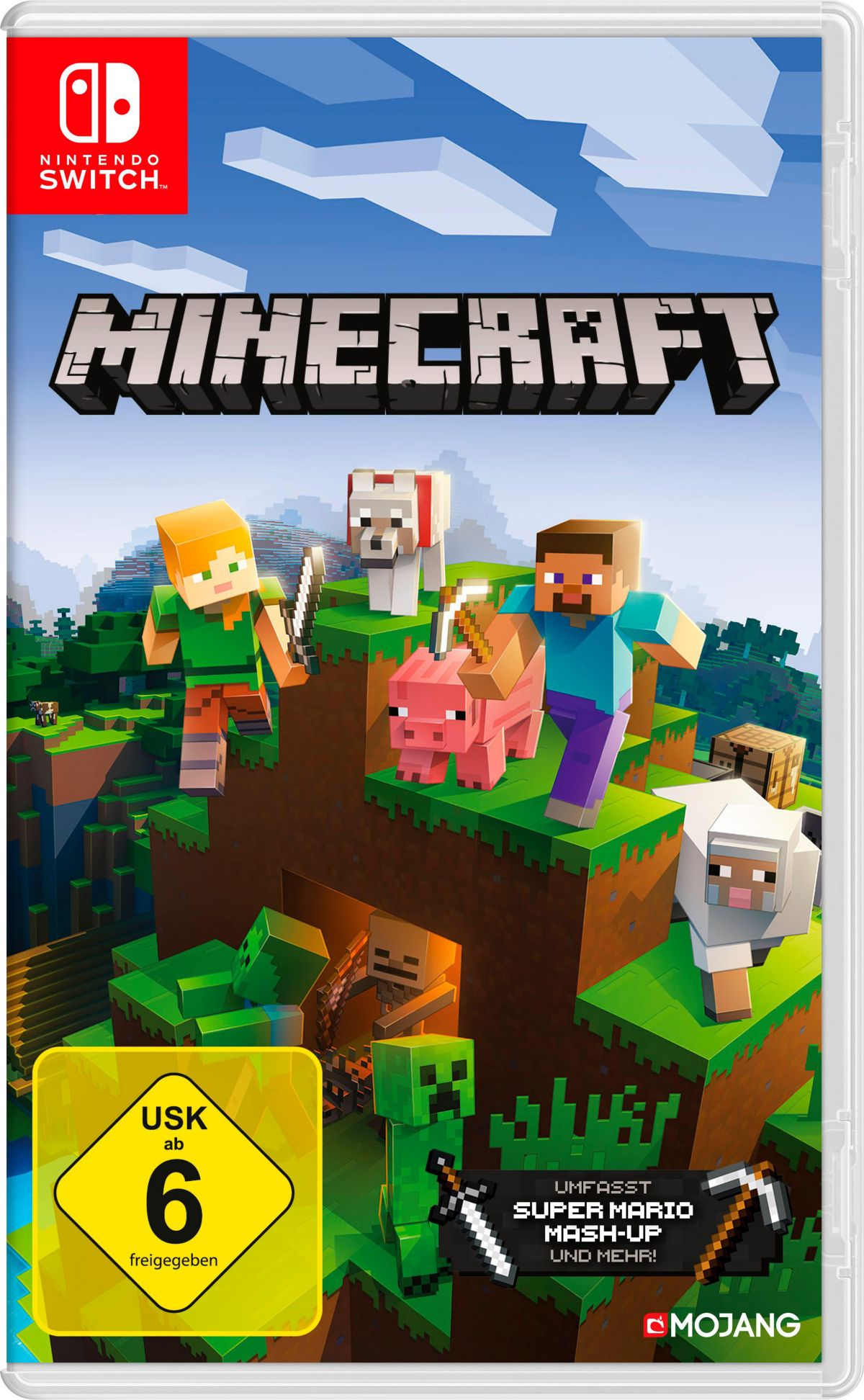 Minecraft: Nintendo Switch Edition Nintendo Swi...