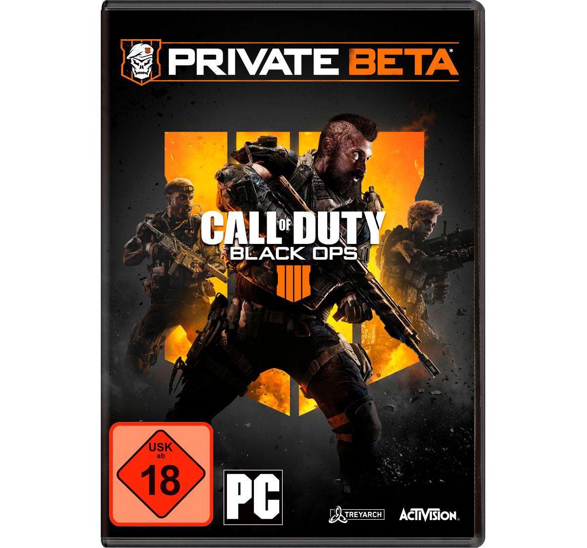 NEU Call of Duty: Black Ops 4 PC Windows 10