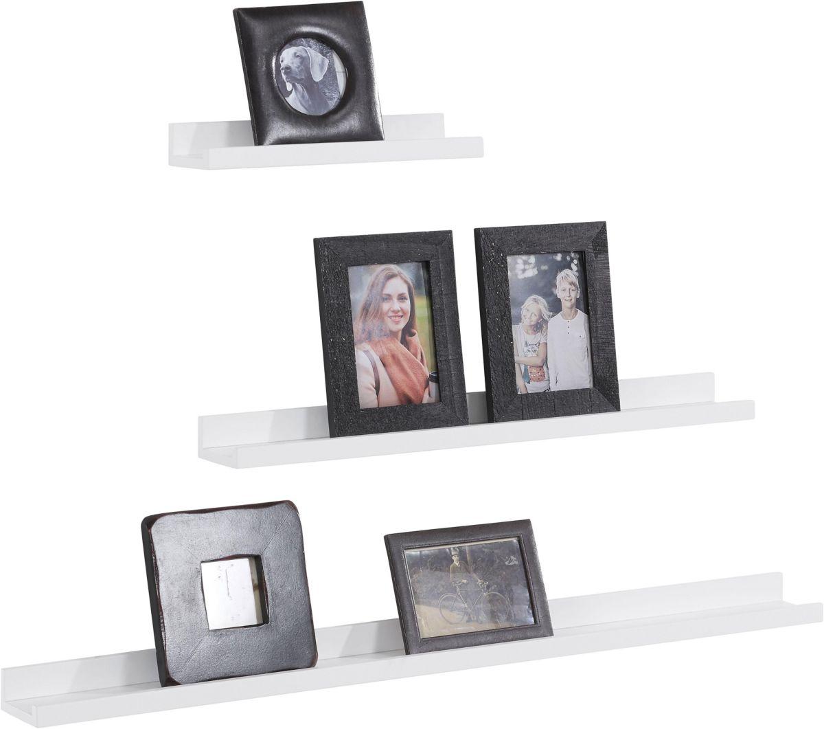 Home affaire Bilderleiste »Pics« im 3er-Set
