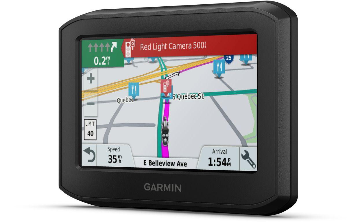Garmin Motorrad-Navigationsgerät »zumo 396LMT-S...