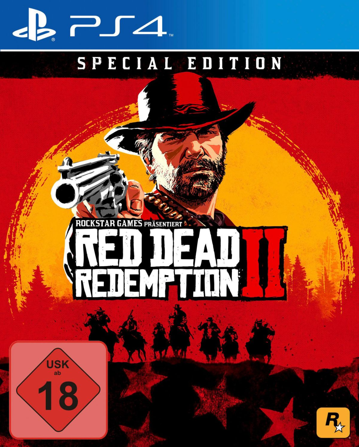 Red Dead Redemption 2 Special Edition PlayStati...