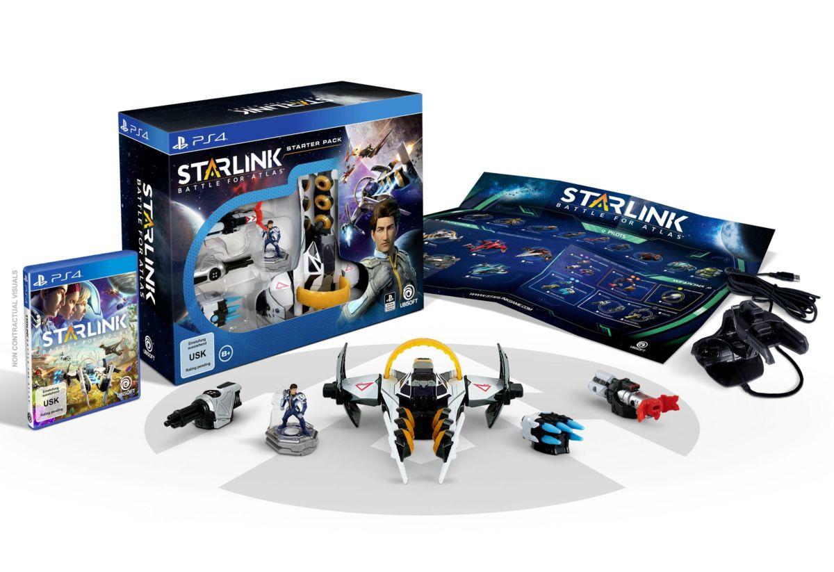 Starlink Starter Pack PlayStation 4
