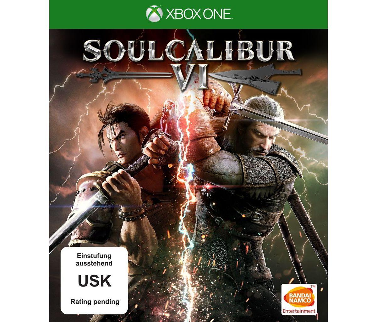 Bandai XBOX One - Spiel »SoulCalibur VI«