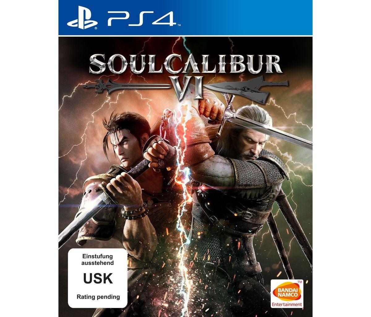Bandai Playstation 4 - Spiel »SoulCalibur VI«
