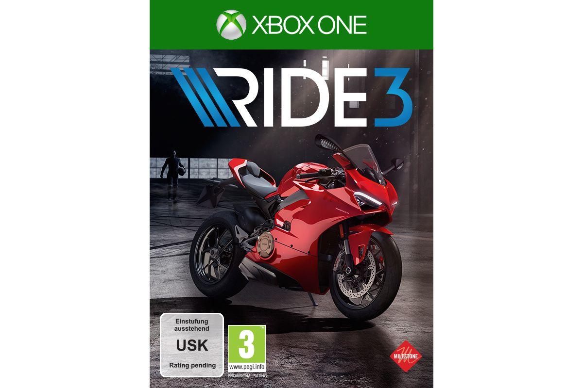 Milestone XBOX One - Spiel »RIDE 3«