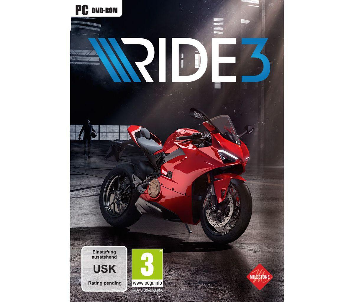 Milestone PC - Spiel »RIDE 3«