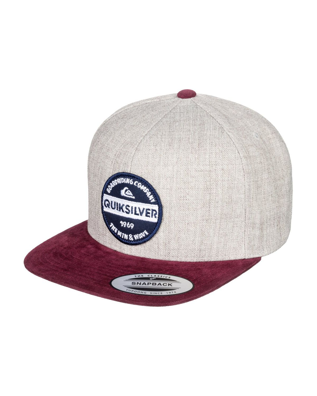 Quiksilver Snapback Cap »Firm Chowder«