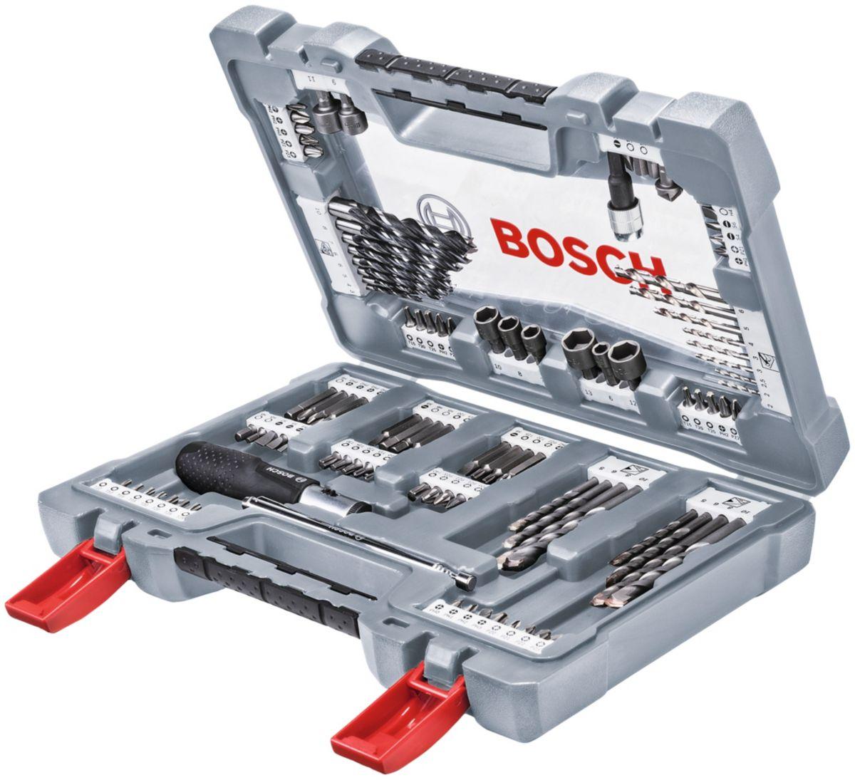 BOSCH Bohrer- und Bit-Set »Premium«, 105-tlg.
