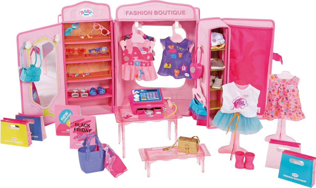 Zapf Creation Spielset, »BABY born® Boutique Fa...