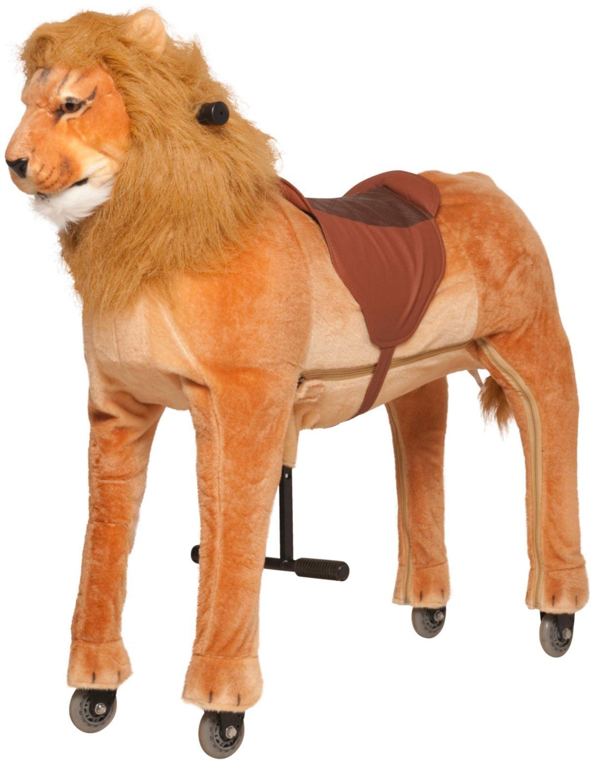 Animal Riding Reittier mit Rollen, »Löwe Shimba...