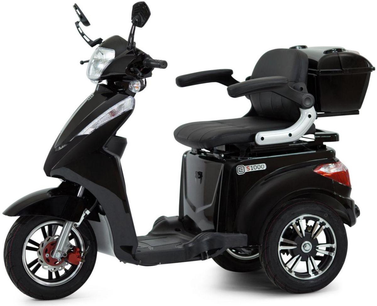 ECONELO E-Scooter 1000 Watt, 25 km/h