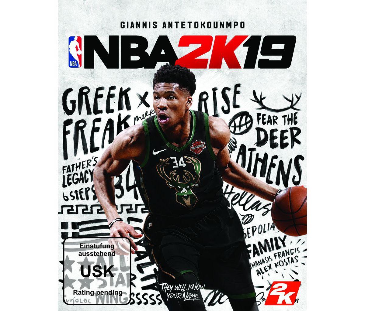 2K PC - Spiel »NBA 2K19 (CIAB)«